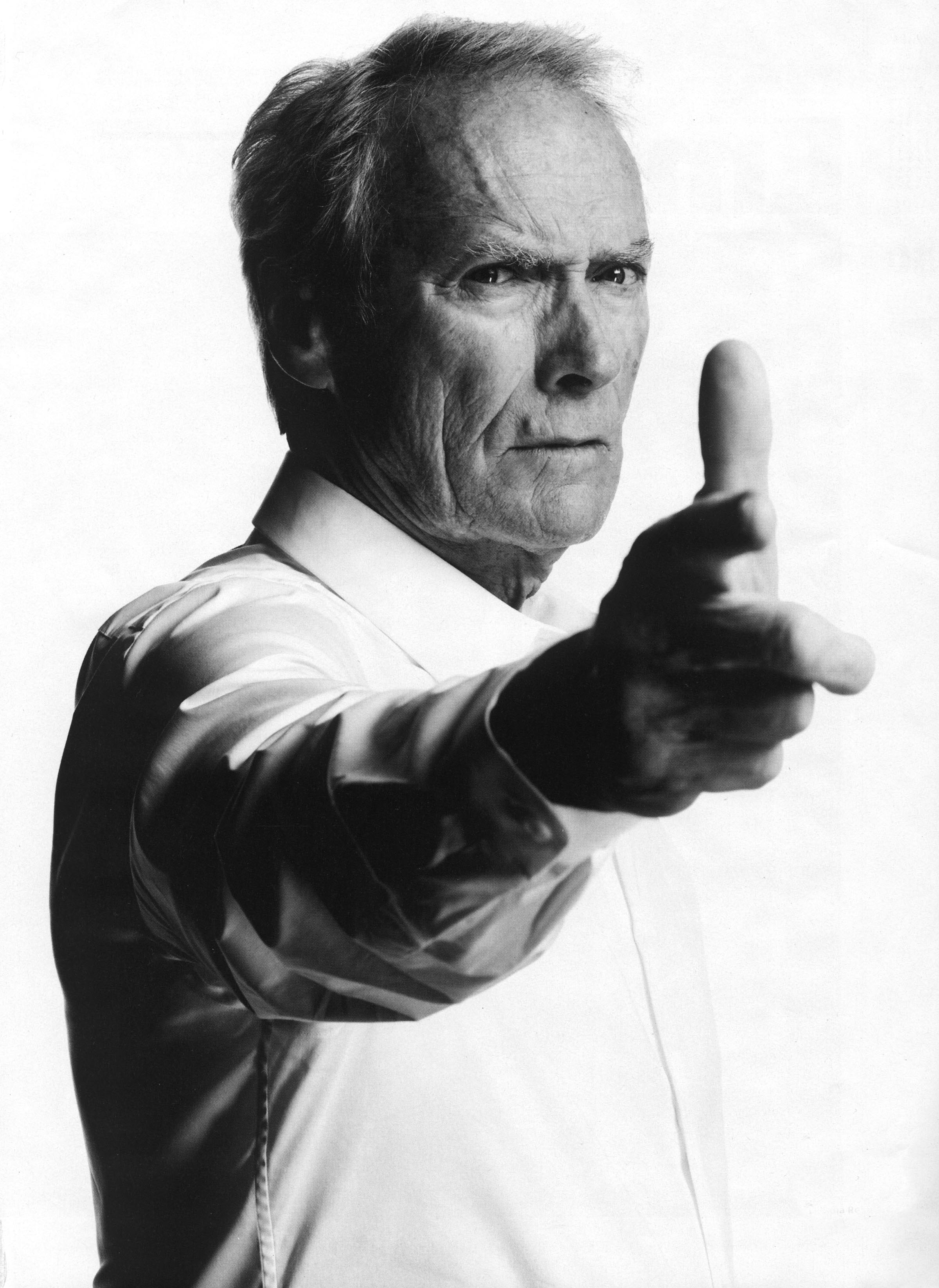 Clint Eastwood - Gallery Photo Colection